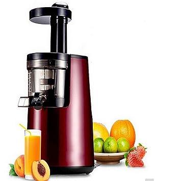 ZZJQ Batidora De Vaso Exprimidor New Hurom Slow Juicer Fruits Vegetable Low Speed Juice Extractor: Amazon.es: Hogar