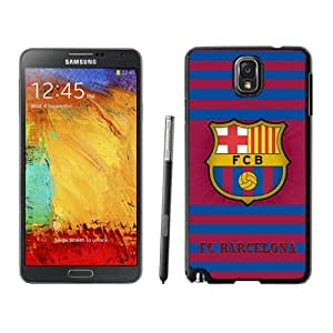 Unique DIY Designed Case For Samsung Galaxy Note 3 N900A N900V N900P N900T With Soccer Club Barcelona 06 Football Logo Cell Phone Case