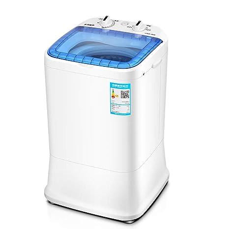 AZWE Mini lavadora, barril de un solo hogar para niños ...