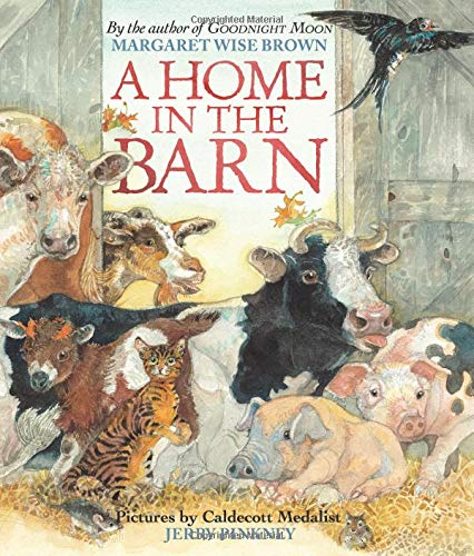 A Home in the Barn by HarperCollins