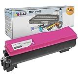 LD© Kyocera-Mita Compatible TK582M Magenta Laser Toner Cartridge for use in FS-C5150Dn, and P6021cdn Printers