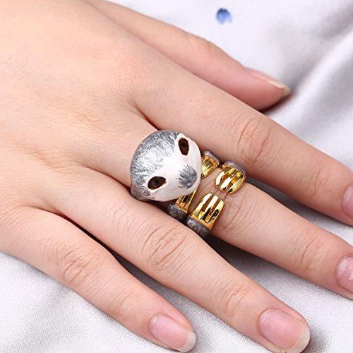 51EUwZ7RdYL - Sloth Rings