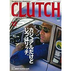 CLUTCH Magazine 表紙画像