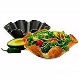 Norpro 1058 7'' Nonstick Mini Tortilla Shell Baker Taco Bowl Pan Set of 2