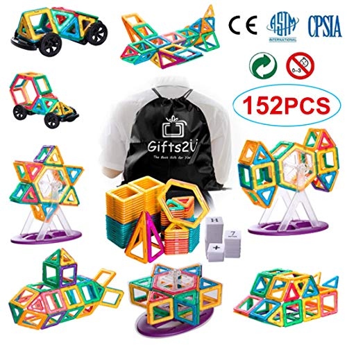 Gifts2U Set 152PCS Preschool Educational Construction product image