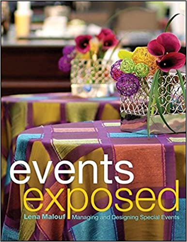 Events exposed : Managing and designing special events /