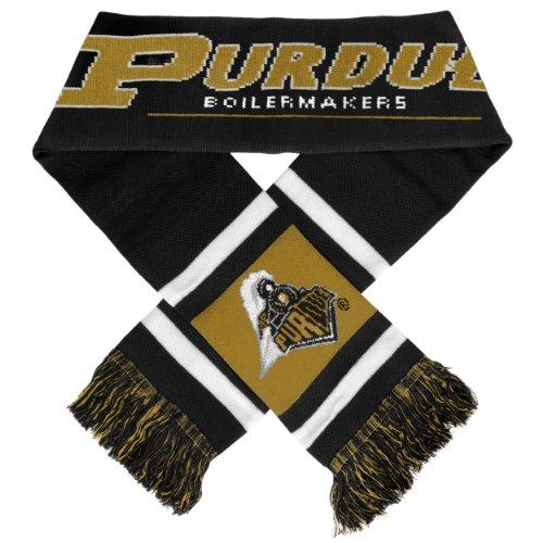 Team Stripe Scarf (NCAA Purdue Boilermakers 2012 Team Stripe Scarf)