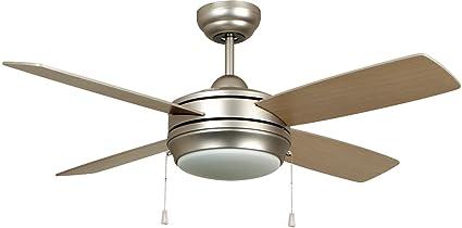 Craftmade ceiling fan with led light lav44bp4lk led laval 44 inch craftmade ceiling fan with led light lav44bp4lk led laval 44 inch bedroom fan brushed aloadofball Gallery