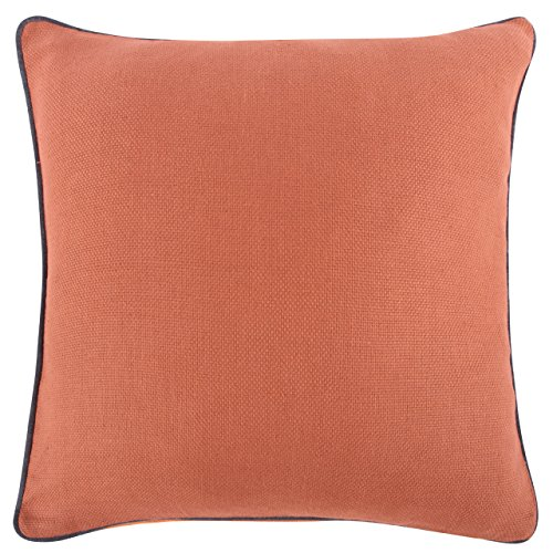 Thomas Pillow Paul Orange (THOMAS PAUL FX927 Ginger Reversible Solid Pillow)