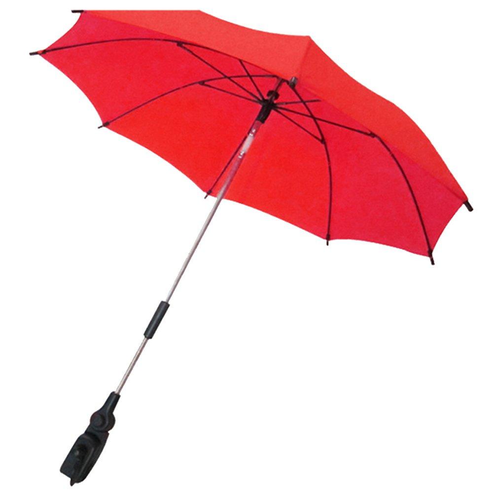 Baby Pram Pushchair Buggy Stroller Umbrella Anti UV Rays Sunshade Parasol Sun Shade Canopy Umbrella Accessories Blue Gosear