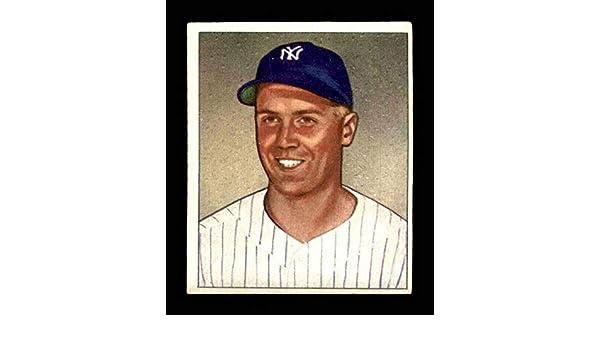 Amazoncom 101 Bobby Brown 1950 Bowman Baseball Cards Graded Ex