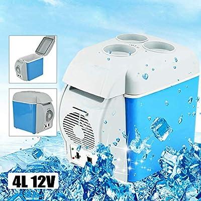 IP Camping Viaje Camping 7,5 L/12 V congelador Nevera otor mi ...