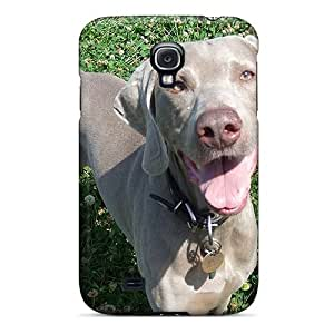 Fashion Protective Happy Weim Case Cover For Galaxy S4