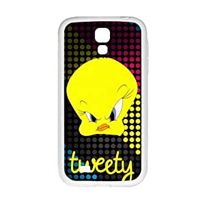 DAZHAHUI Tweety yellow duckling Cell Phone Case for Samsung Galaxy S4