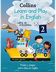 Learn and play in English (Learn and play): Libro de actividades 2