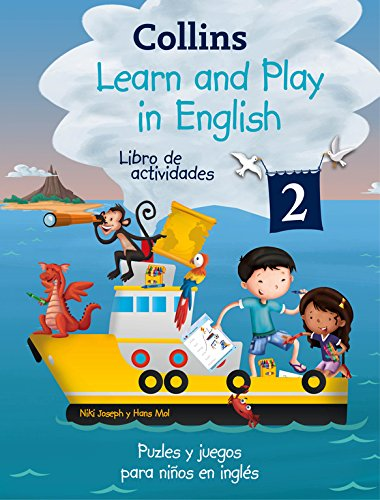 Read Online 2.COLLINS LEARN PLAY ENGLISH.ACTIVIDADES.PUZLES JUEGOS pdf