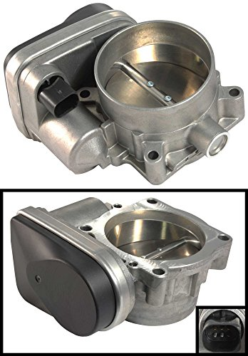 APDTY 112589 Throttle Body Electronic Assembly Fits 5.7L or 6.1L HEMI SRT8 On 08-10 Chrysler 300 08-10 Dodge Challenger 06-10 Charger 05-08 Magnum 06-10 Jeep Commander 05-11 Grand Cherokee
