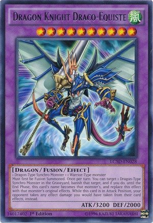 yugioh cards dragon master knight - 4