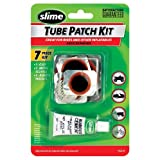 Slime 1022-A Rubber Tube Patch Kit with Glue