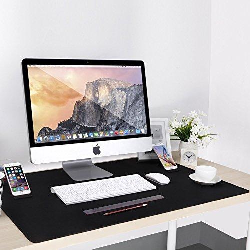 Große Gaming-Maus-Pad / Mat Schreibtischunterlage, CoJoie XXL Gaming Mauspad Maus Mat - In den Maßen: 33.6