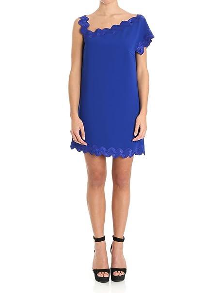 Versace Collection Vestido - para mujer turquesa 38
