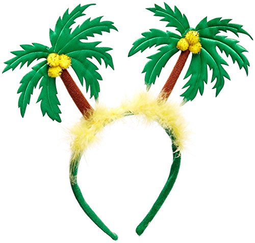 Bent Tree Palm - Palm Tree Boppers Party Accessory (1 count) (1/Pkg)