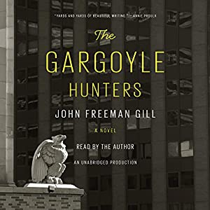 The Gargoyle Hunters Audiobook