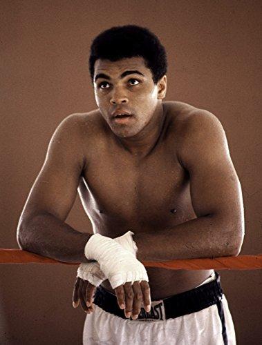 Ali Photo - Posterazzi A Muhammad Ali at the 5th Street Gym in Miami Photo Print (24 x 30)