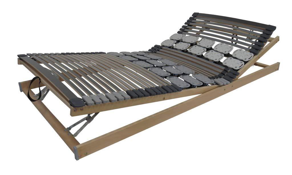 Perbix Kombi Flex KRF - Lattenrost Leisten/Teller mit Lieferservice bis 4. Etage 80x200 cm