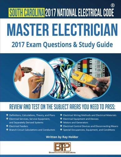 South Carolina 2017 Master Electrician Study Guide