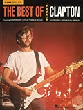 Hal Leonard The Best of Eric Clapton - Easy Piano