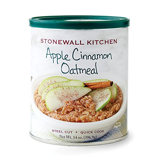 Stonewall Kitchen Apple Cinnamon Oatmeal, 14 Ounce