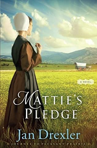 book cover of Mattie\'s Pledge
