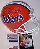 Tim Tebow Autograhed Hand Signed Florida Gators Full Size Helmet - PSA/DNA