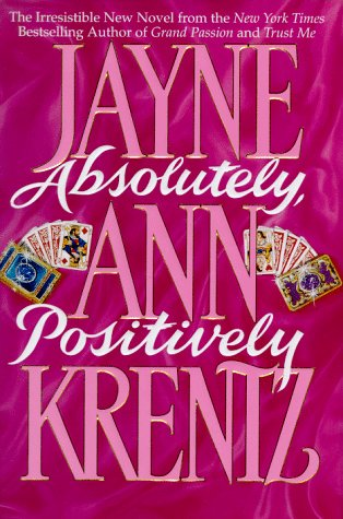 book cover of Absolutely, Positively