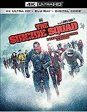 Suicide Squad, The (BIL/4K Ultra HD + Blu-ray + Digital)