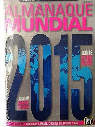 ALMANAQUE MUNDIAL 2015: Amazon.es: TELEVISA: Libros