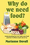 Why Do We Need Food?, Marianne Duvall, 1489532021