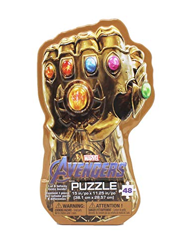 Top 10 recommendation marvel puzzle 48 for 2020