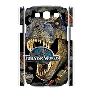 Lovely Jurassic World Phone Case For Samsung Galaxy S3 I9300 W56852