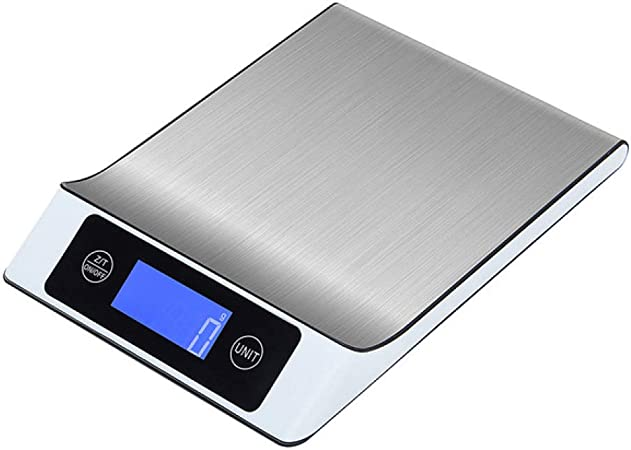 5kg//1g 10kg//1g Digital LCD Electronic Kitchen Scale Food Weighing Postal Scales