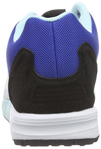 adidas ZX Flux Split - Zapatillas para hombre Blanco / Azul