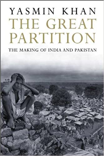 what caused the partition of india