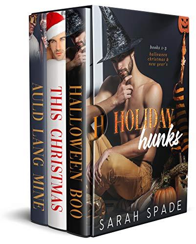 Holiday Hunks: Books 1-3