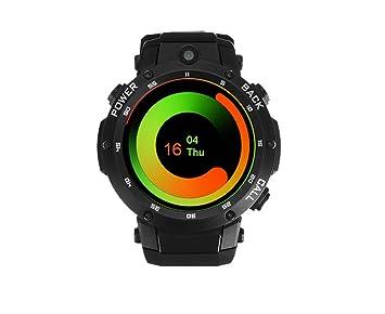 Amazon.com: 3G Smartwatch GPS WiFi 5MP Camera Speaker SIM ...