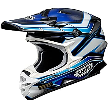 Shoei VFX-W Capacitor TC2 Motocross Helmet - 2X-Large