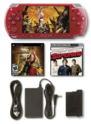 Amazon com: PlayStation Portable Limited Edition God of War Chains