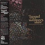 Lizard In A Woman's Skin - Pink/Green Spikes Vinyl