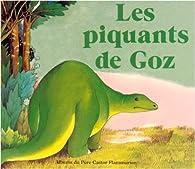 Les Piquants de Goz par Martine Bourre