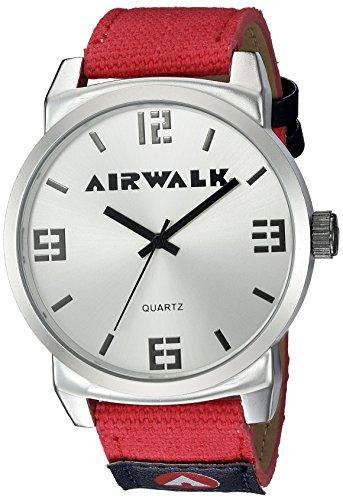 airwalk-mens-quartz-metal-and-silicone-watch-multi-color-model-aww-5085-re